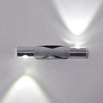 Applique Lumière Led Mini Ampoule Eclairage 360° Salon Murale Rotation Pour Lightess Des Salle 2 Décoration Chambre 6w Lampe Bureau WH2IY9ebED
