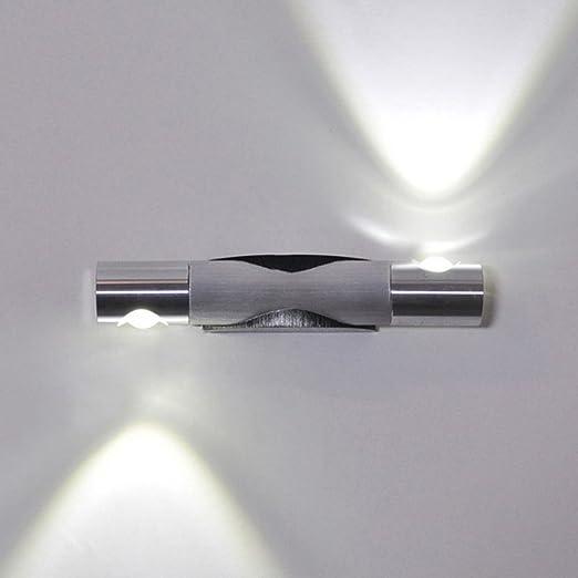 54 opinioni per Lightess- Lampada Applique da Parete Interni a LED- Alluminio 6W Direzione
