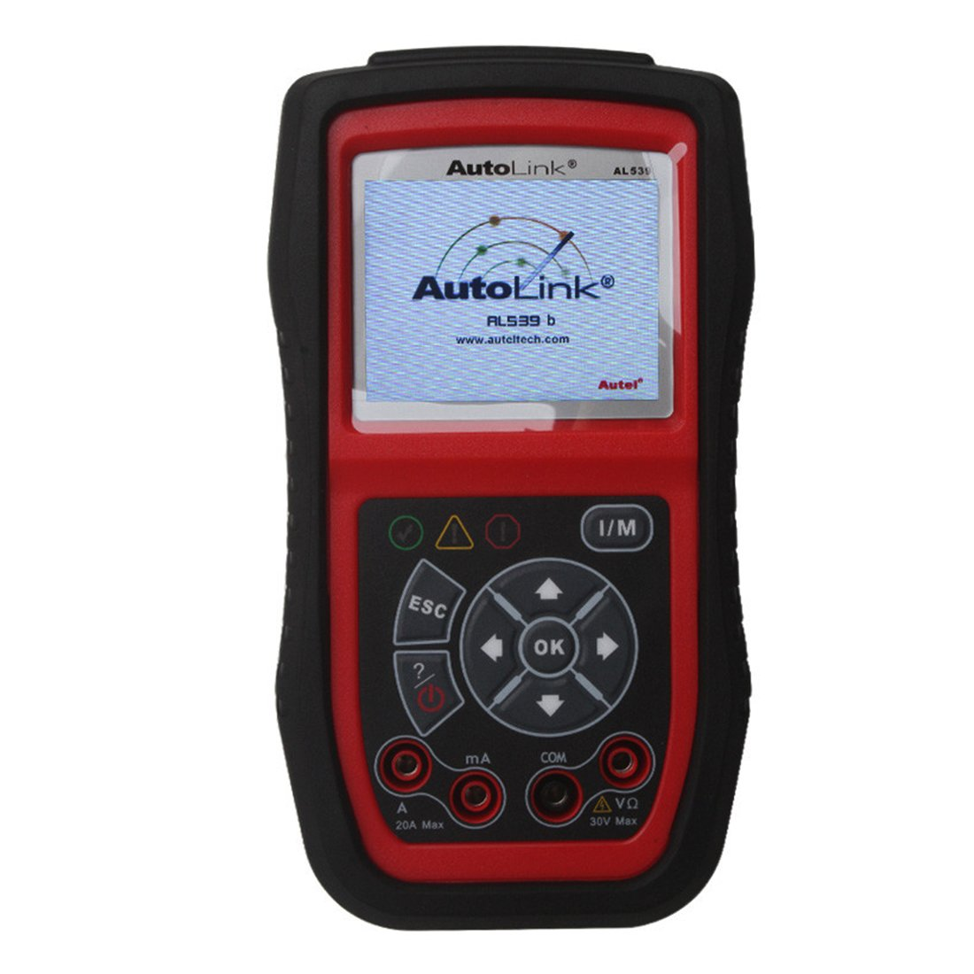 Autel Autolink Al539 OBD2 Professional Car Diagnostic Tool Code Reader & Electrical Test Scanner