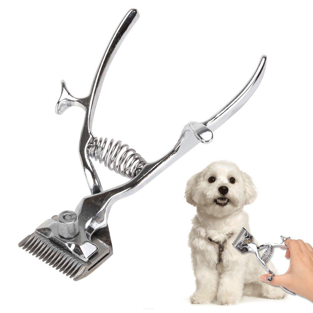 Dowswin Pet hair Trimmer Kit Animal Pet Cat Dog Grooming Clipper