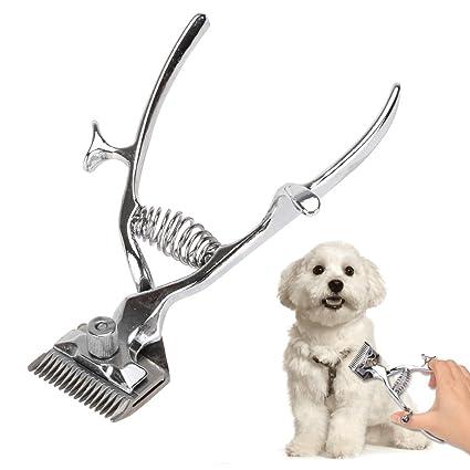Amazon Com Dowswin Pet Hair Trimmer Kit Animal Pet Cat Dog Grooming