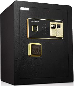 ACZZ Caja fuerte electrónica de seguridad digital, 36X32X45Cm ...