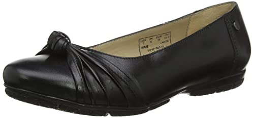 ef94d650e8955 Hush Puppies Women's Millie Platform Ballet Flats, (Black 11), 3 (36