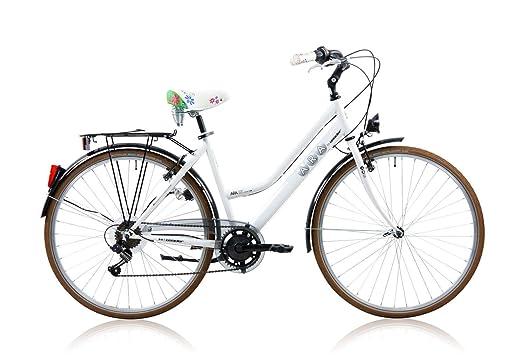 tretwerk DIREKT gute Räder Leader Ara 28 Zoll Damen Citybike, Damen-Fahrrad