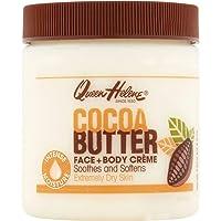 Queen Helene Cocoa Butter Face & Body Crème, 4.8 Oz