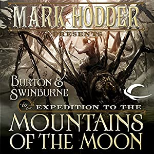 Expedition to the Mountains of the Moon Hörbuch