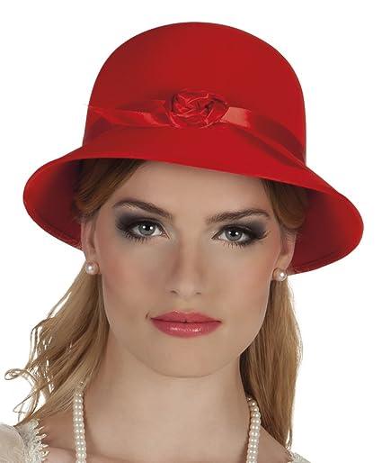 967f2a5a24e3d Boland - Sombrero para disfraz de adulto Charleston (4310)  Amazon ...