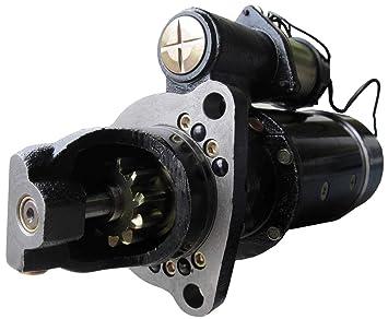 Amazon com: NEW STARTER MOTOR FITS DETROIT DIESEL 519CI