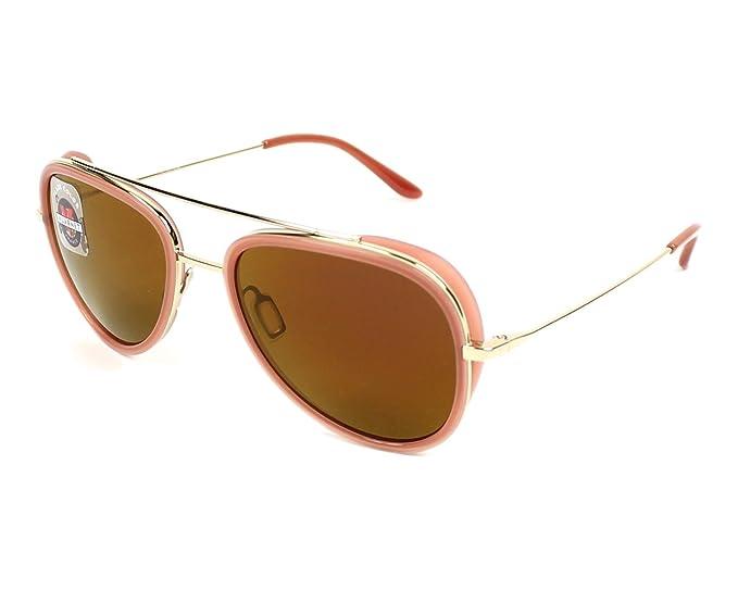 Vuarnet - Gafas de sol - para hombre rosa - gold 52: Amazon ...