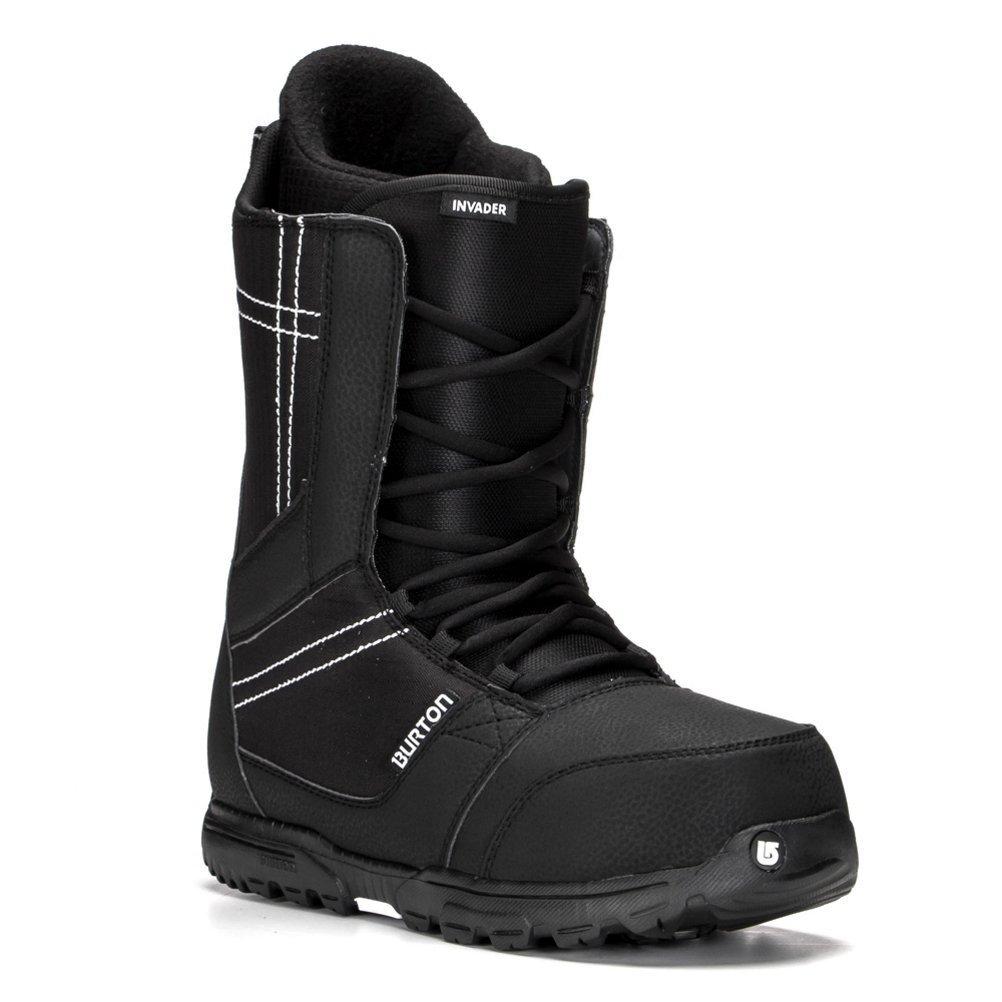 Burton Invader Snowboard Boots - 8.0/Black by Burton