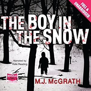 The Boy in the Snow Audiobook