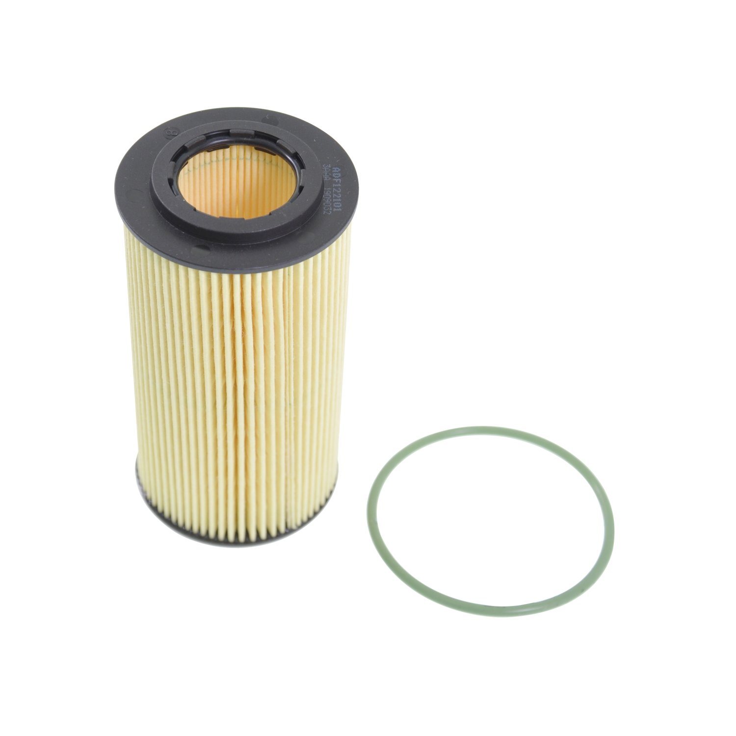 pack of one Blue Print ADG02140 Oil Filter with seal rings