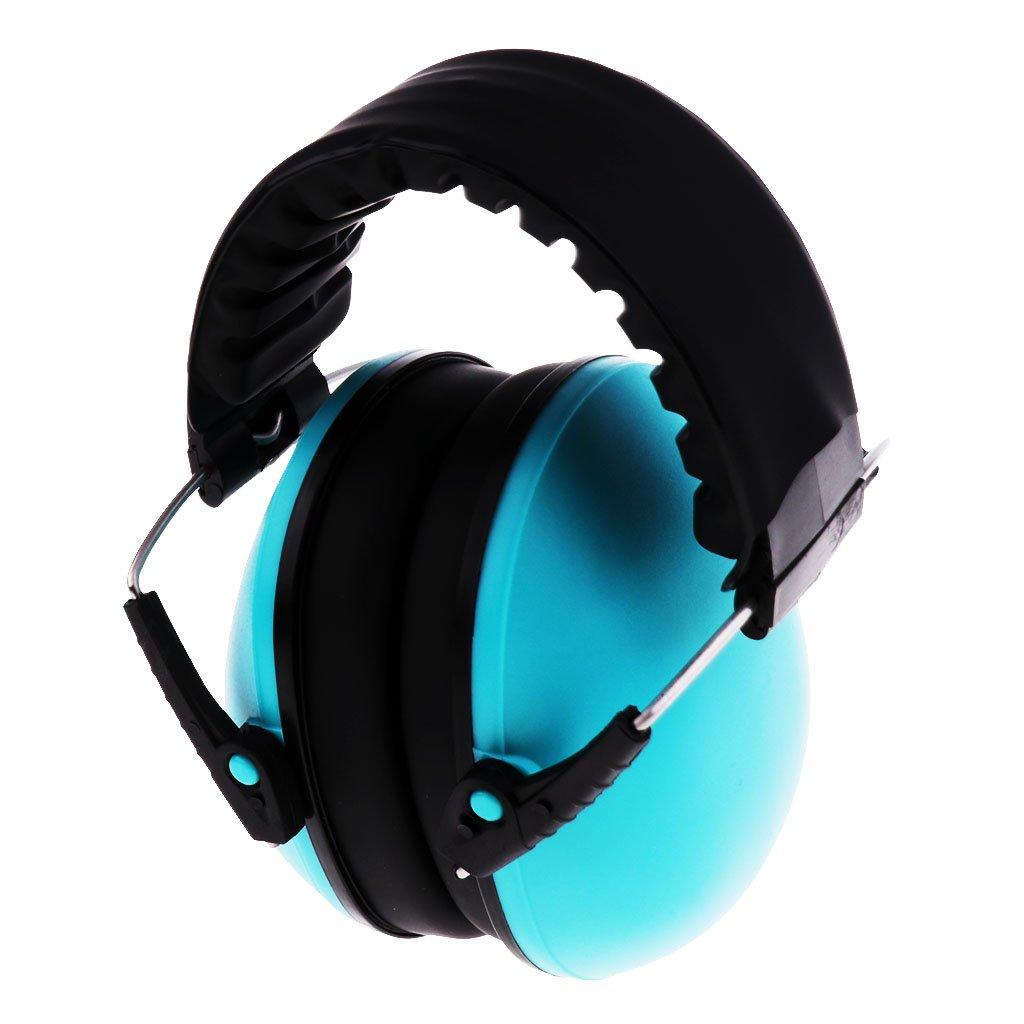 B Blesiya Gehörschutz Kinder und Jugendliche I Lärmschutz Kopfhörer für Kinder Lärmschutzkopfhörer für Jungen - Blau