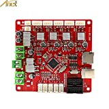 ANET 12V - 24V Self Assembly Highly-Integrated Control Board/Mother Board/Mainboard for ANET A6 Desktop 3D Printer Reprap i3 Kit (1PCS)