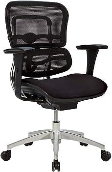 WorkPro 12000 Mesh Multifunction Ergonomic Mid-Back Chair