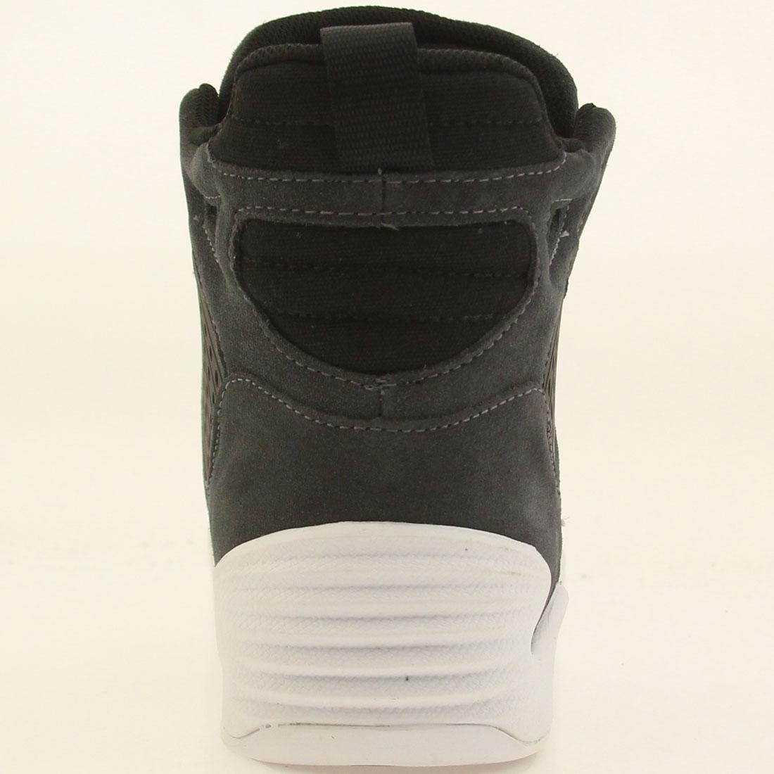 b68efe292fd3 Amazon.com  Supra Skateboard Shoes Skytop IV Magnet Black-White Sz 10  Shoes