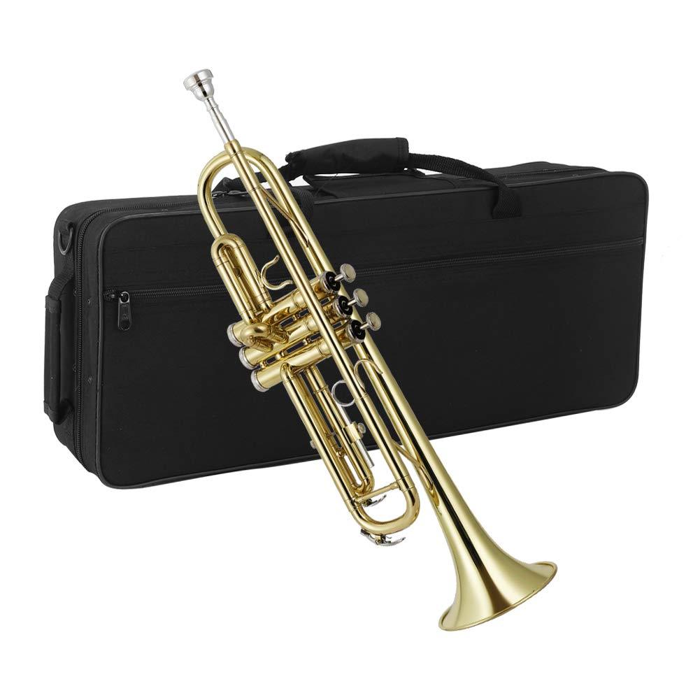 Asanasi Bb Standard Trumpet with Carrying Bag