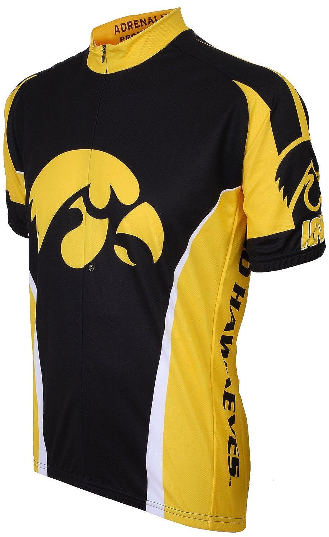 NCAA Iowa Hawkeyes Cycling Jersey