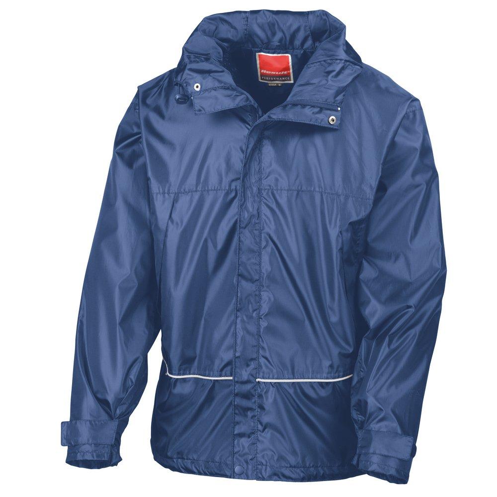 Result Waterproof 2000 pro-coach jacket Royal XL