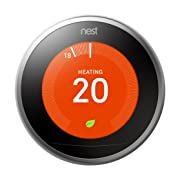 [Amazon Canada]Nest Learning Thermostat, 3rd Generation - $279.98