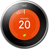 Nest Learning Thermostat, 3rd Generation by Nest Labs