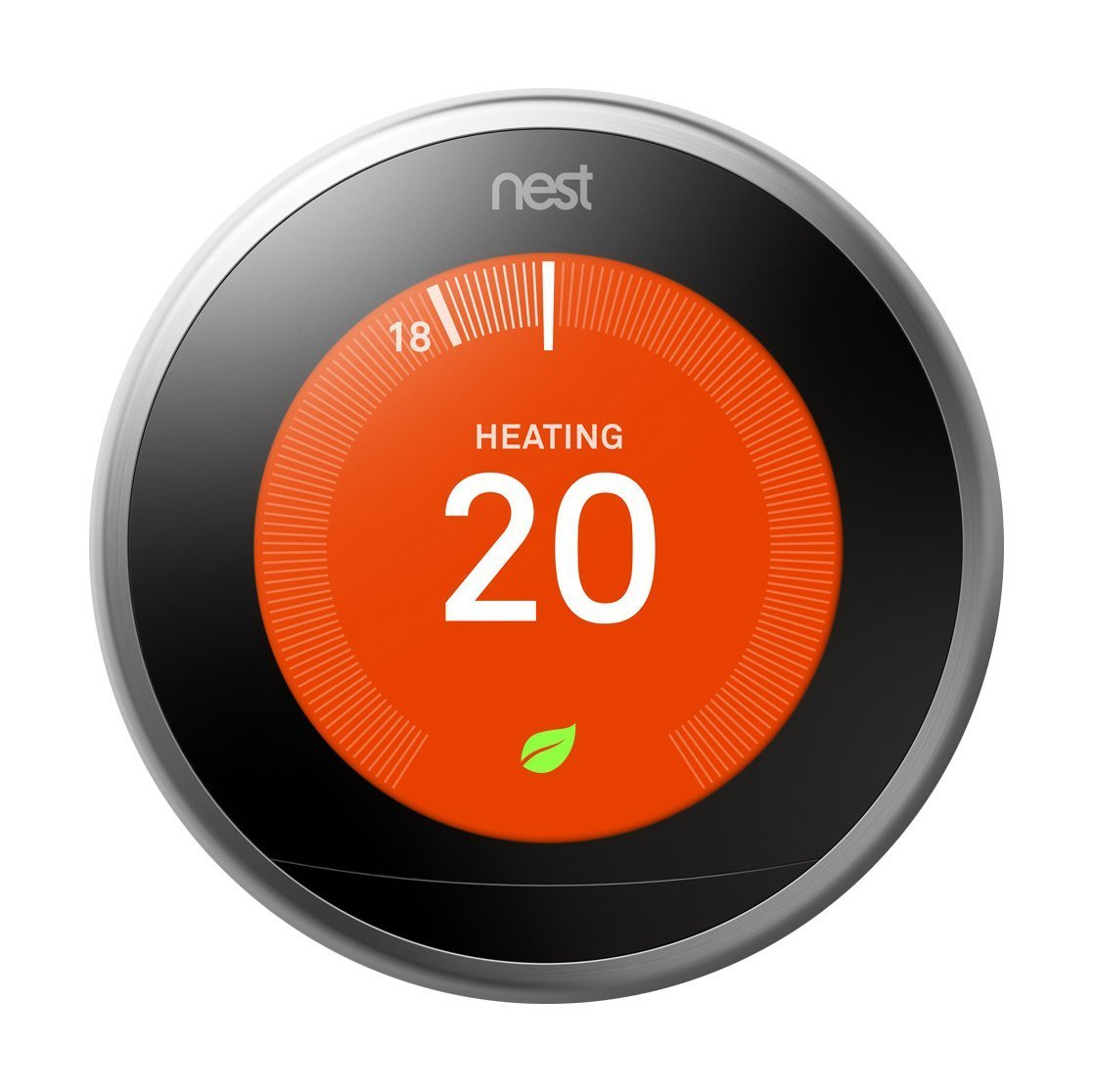 Nest Learning Thermostat, 3rd Generation by Nest Labs: Amazon.es: Bricolaje y herramientas