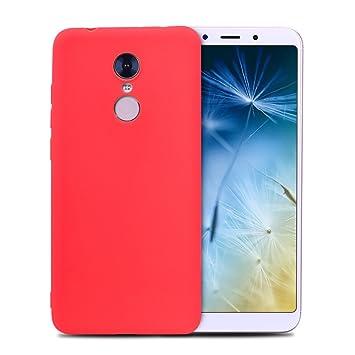 Anfire Funda Xiaomi Redmi 5 Plus Carcasa Silicona Gel TPU ...