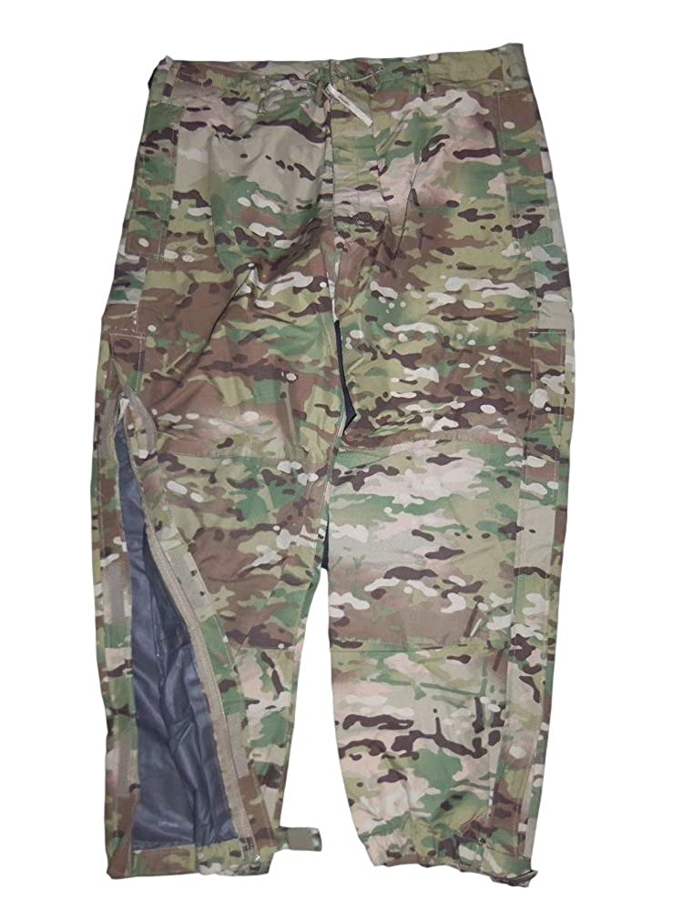 ECWCS Multicam Pants Army GI Gen III Level 6 Cold / Wet Weather Hard Shell