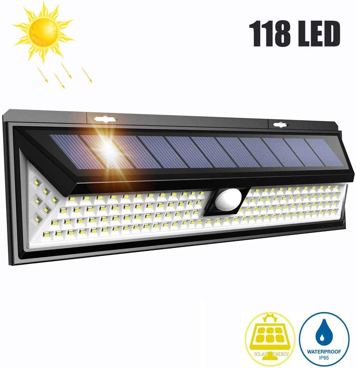 LED Lights Outdoor Security Night Light LED Solar Lights Outdoor