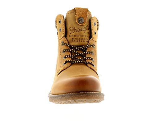 ec8fc71d080 Wrangler New Mens/Gents Camel Hill Tweed Lace Ups Boots - Camel - UK Sizes  7-12