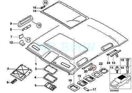 amazon bmw genuine bracket f ultrasonic module top automotive BMW Ute