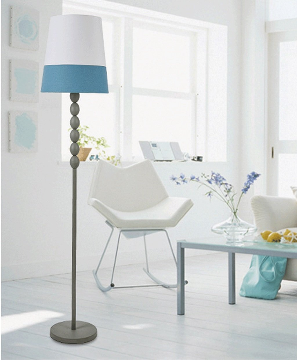 JCRNJSB® フロアランプリビングルームライトベッドルームベッドサイドランプ現代ミニマルアメリカ照明ランプ(光源なし) 照らすために調光可能 ( 色 : #2 ) B07CBPZ3CZ #2 #2