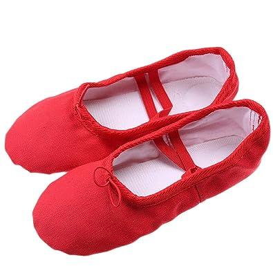 Zapatillas De Ballet,Niña Y Mujer,Zapatillas De Ballet ...