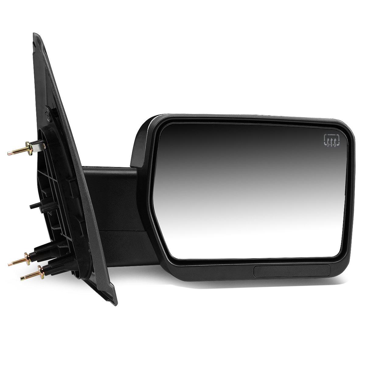438e019f5 Ford F150 Chrome Powered Heated Glass + Manual Folding Side Towing ...