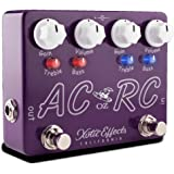 XOTIC / AC/RC-OZ Oz Noy Limited Edition Effects Pedal ブースター/オーバードライブ