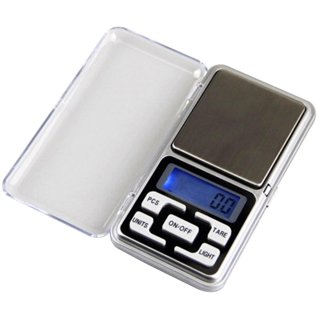 200g/0.01g Precision Mini Digital Jewelry Pocket Scale dufu-beauty-store