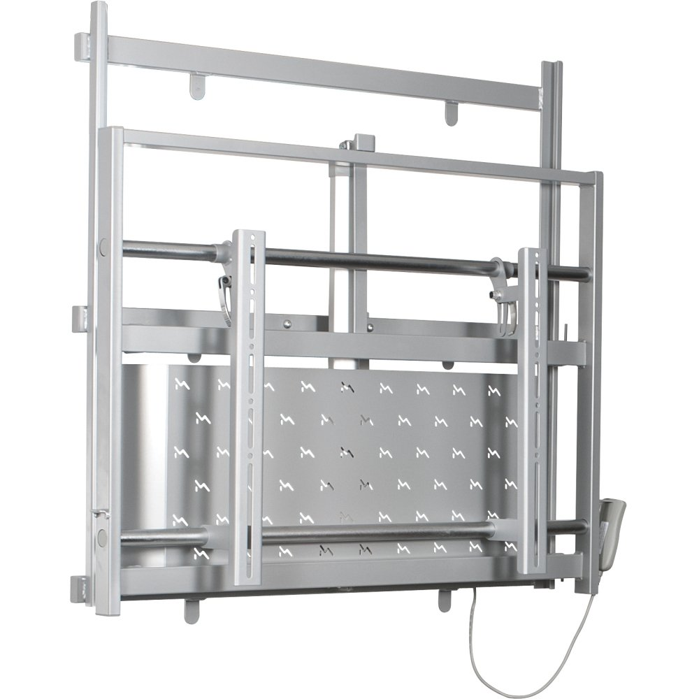 Balt 27678 iTeach Adjustable Height Flat Panel TV Wall Mount, 36'' - 46''H x 37.5''W x 8''D
