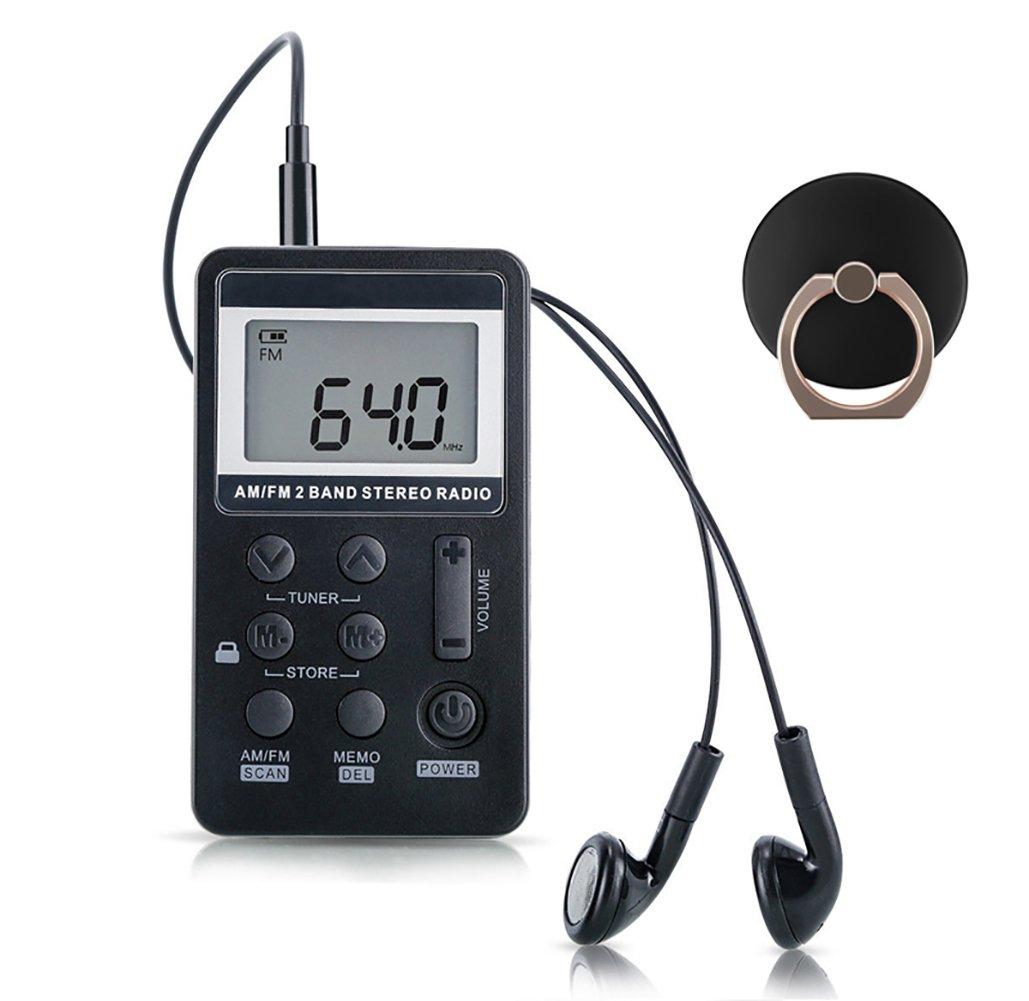 Am Fm Radiomini Portable Pocket Radio Receiver With Simple Circuit Pc Electronics
