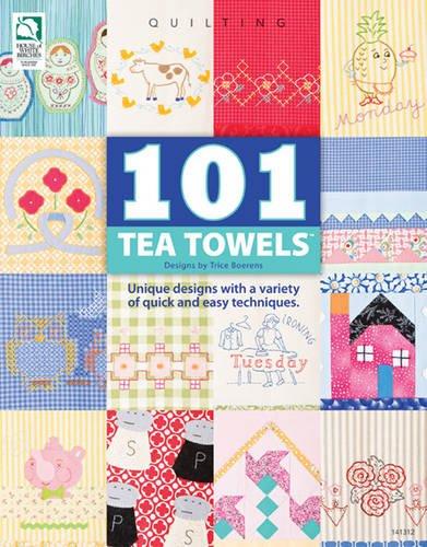 Read Online 101 Tea Towels (Quilting) pdf