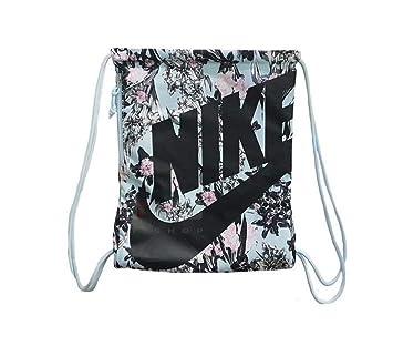 Nike NK Heritage GMSK-ULTFEM Bolsa y Mochila Accesorios Deportivos Unisex Adulto, Topaz Mist/Black, Talla Única: Amazon.es: Deportes y aire libre