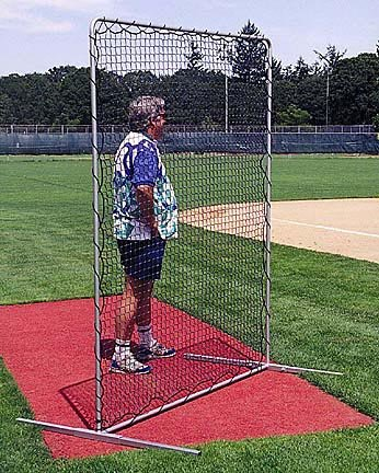 Stackhouse Infield Safety Protector