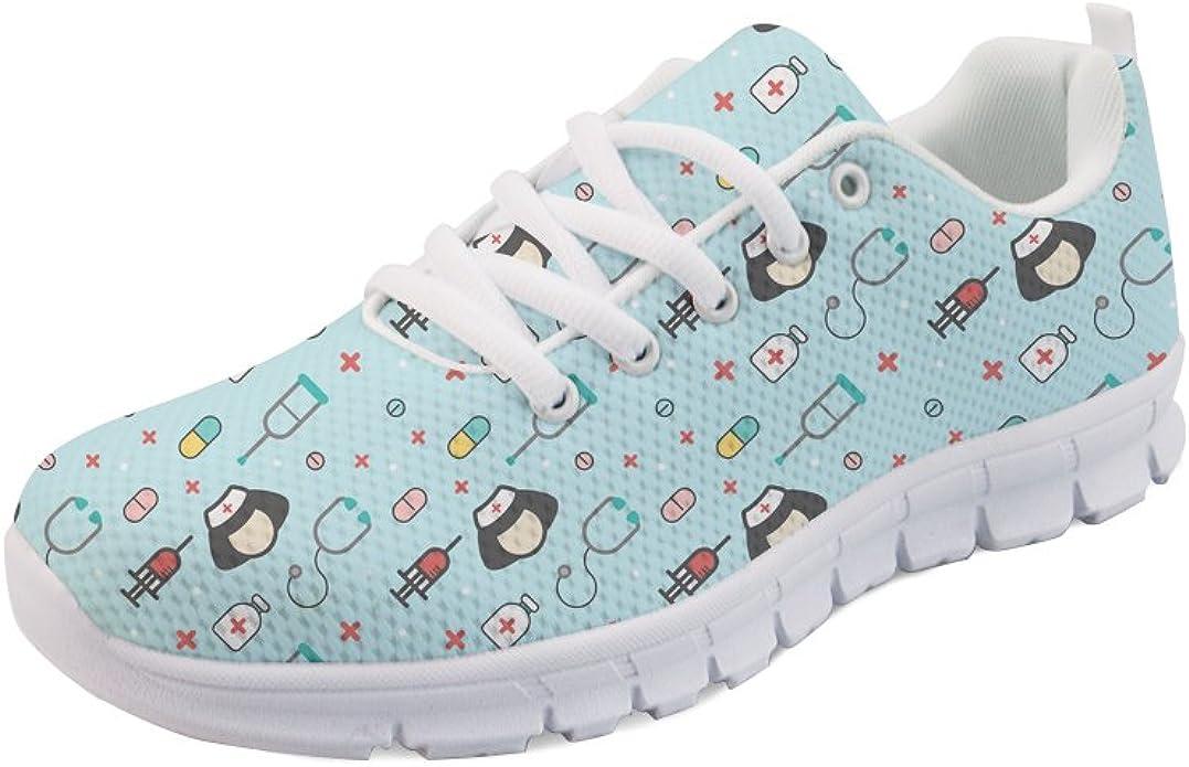 Nopersonality - Zapatillas deportivas para mujer, ligeras ...