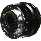 PANASONIC LUMIX G LEICA DG SUMMILUX Lens, 15mm, F1.7 ASPH., Professional Mirrorless Micro Four Thirds, H-X015 (USA BLACK)