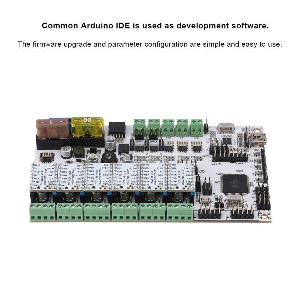 VBESTLIFE placa base impresora 3d, placa base de impresora USB ...