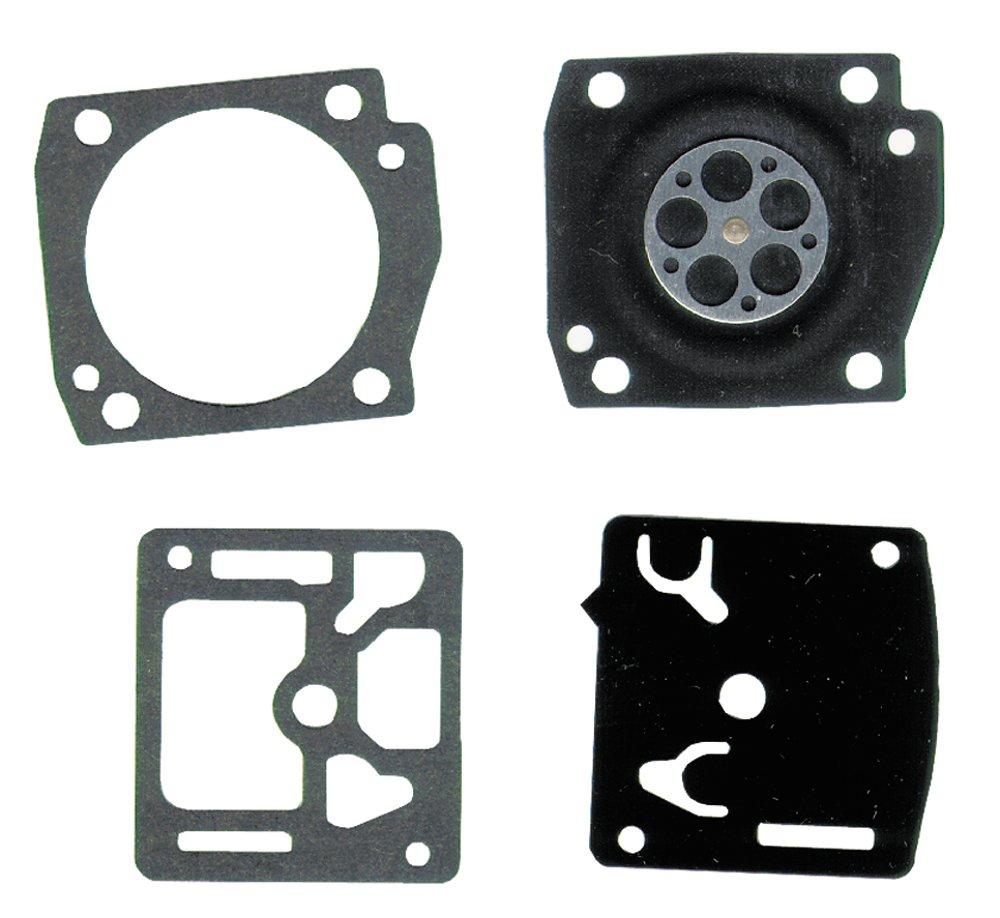 Carburetor Gasket Diaphragm Kit For Zama GND-65 OK With Over 10/% Ethanol In Fuel