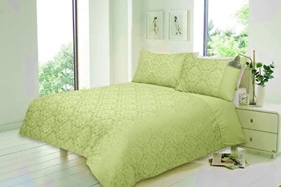"""Buy Brocade Fabric Mint Green x Metallic Gold Color 60"""" Wide bro615[2]  Online at Low Prices in India - Amazon.in"""