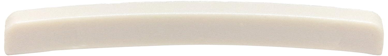 GraphTech PQL100000 TUSQ XL Self-Lubricating Blank Nut Fender Style Curved Bottom