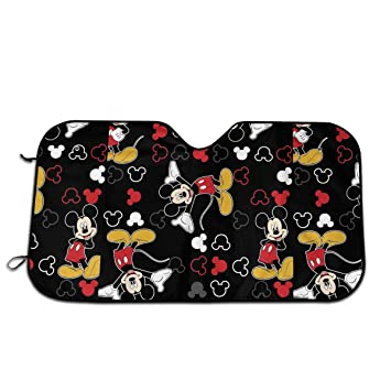 LARGE DISNEY MINNIE MOUSE CAR SUN SHADE BABY WINDOW BLIND GENUINE LICENSED