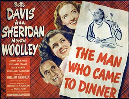 Amazon.com: The Man Who Came to Dinner POSTER Movie