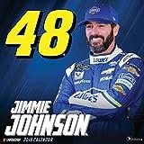 2018 Jimmie Johnson Wall Calendar